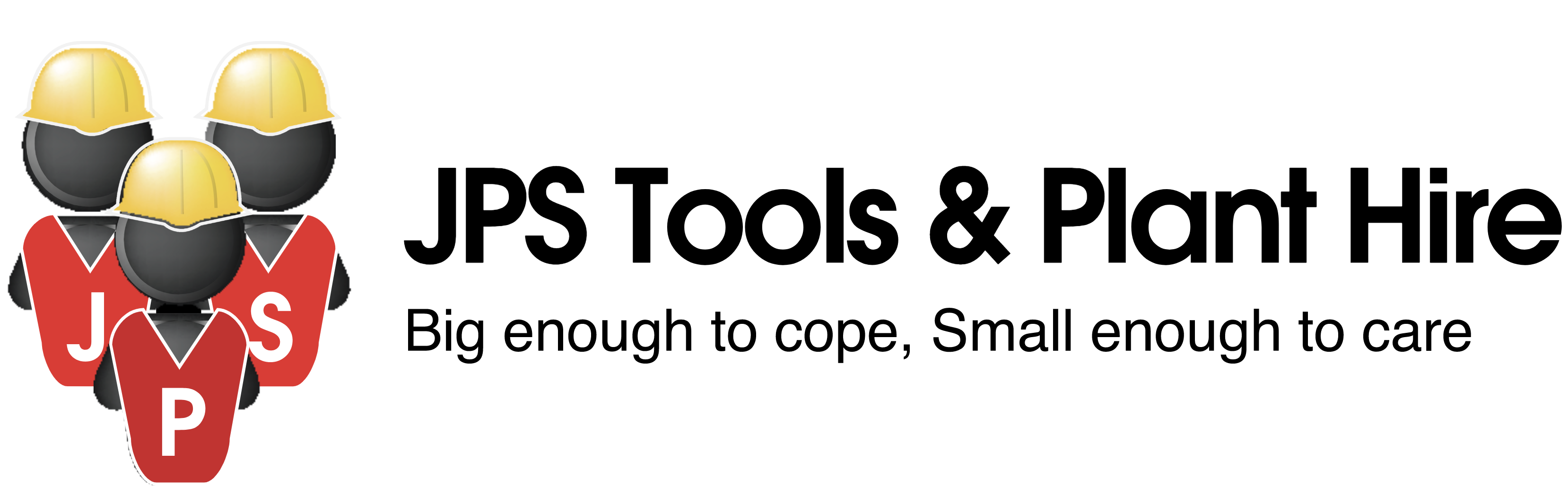 jps tools and plant logo